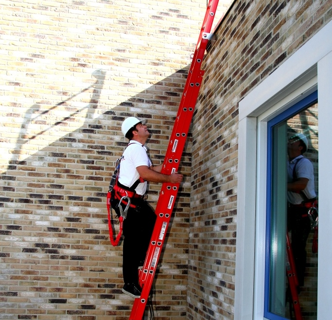 Ladder Bracket Low - EYECATCHER BV - Height Safety Systems