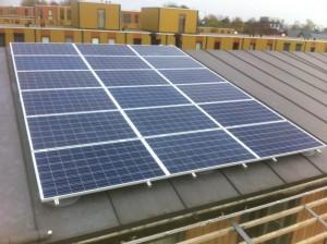 Solarfix zonnepanelen soalr energy