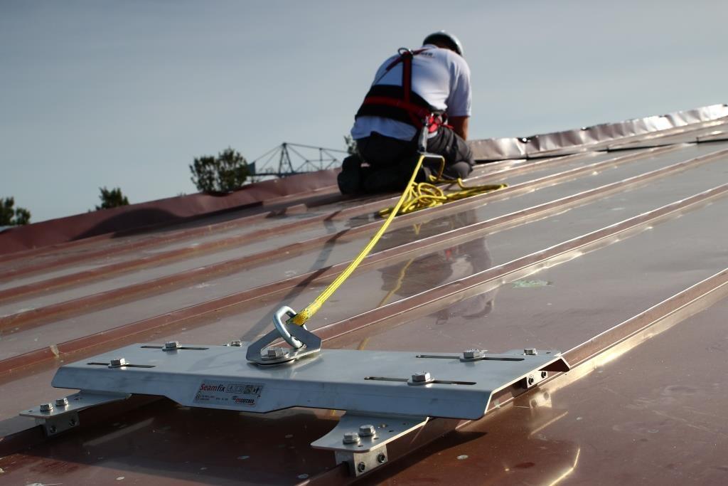 Seamfix dakveiligheid eyecatcher roof safety
